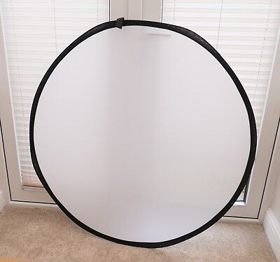 Circular Disc Collapsible Diffuser For Photography 110cm