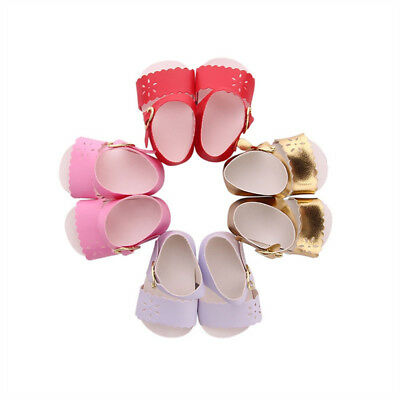 Cute Doll Sandals Shoes Beautiful Dress Shoe For 18Inch Our Generation Girl Doll