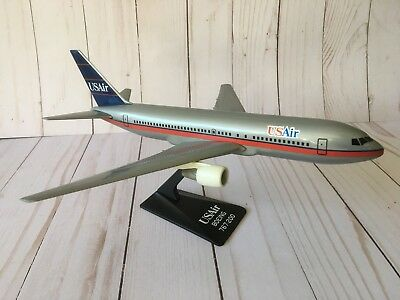 USAir Boeing 767-200 by Flight Miniatures 1:200 scale Desktop Model