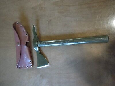 Tomahawk with American Tomahawk Sheath - Possibly From Cold Steel