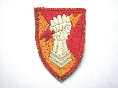 US Army 38th Air Defense Artillery Brigade Patch