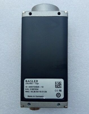 1PC USED   BASLER piA2400-17gc
