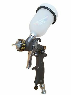 Anest Iwata 2Spray Mini Gravity Feed Spray Gun - 1.0/1.2 Setups PS.MGG