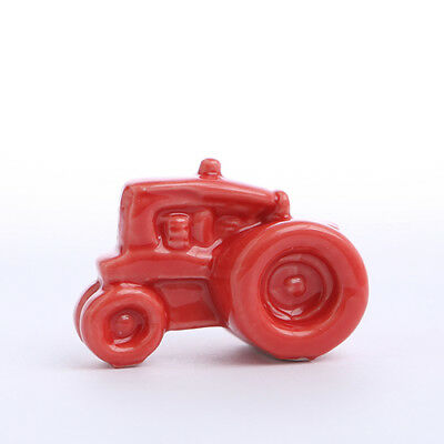 NEW Wade Red Rose Tea Figurine RED TRACTOR SEALED American Heritage Series