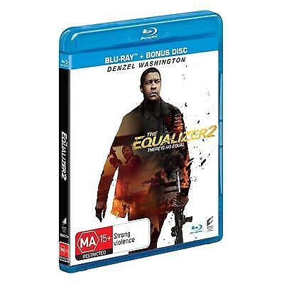 Equalizer 2, The (Spec Artwork Edition) (Blu-ray, 2018) (Region B) New Release
