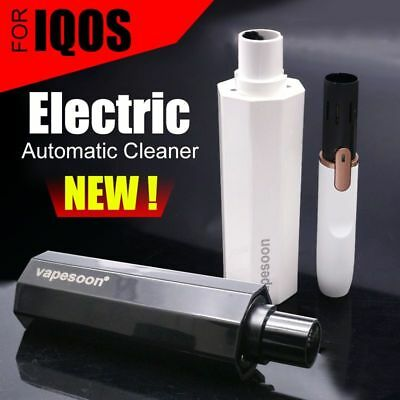 Electrical automatic cleaning tool for IQOS 2.4 Plus