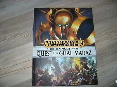 Age of Sigmar - The Realmgate Wars - Quest for Ghal Maraz (Deutsch)