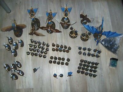 Games Workshop, Age of Sigmar - Hochelfen Armee, Swifthawk Agents, Seewache
