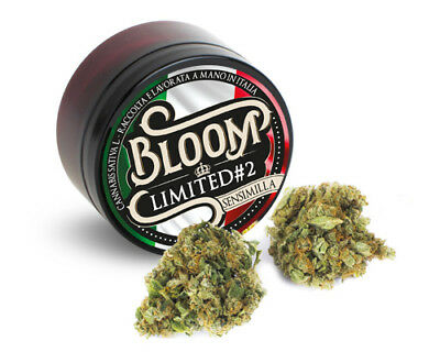 3 gr Cannabis Sativa light Bloom Limited 2 Canapalife, IN OFFERTA