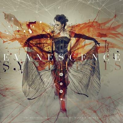 Evanescence ‎– Synthesis Deluxe Cd & Dvd Set (New/Sealed)