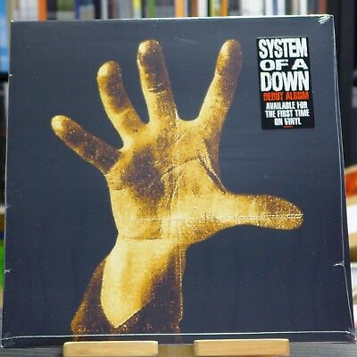 System Of A Down - System Of A Down / LP (19075865581)