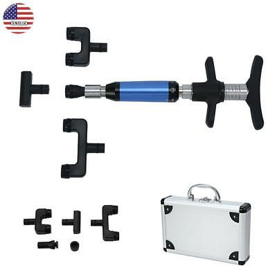 Manual Electric Chiropractic 6 Levels Spine Adjusting Corrector Massager 4 Heads