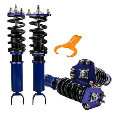 Coilovers Suspension Struts for Honda Prelude BB5 BB6 BB7 BB8 BB9 1997-2001