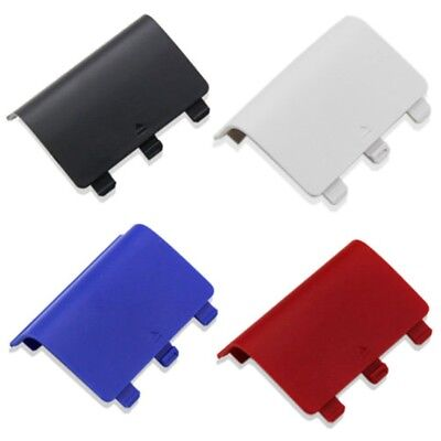 1/2X Replacement Battery Door Cover for Xbox One Wireless Controller 4-Colors UK