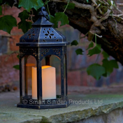 Smart Garden Outside In Design Moroccan Lantern (3x AAA Batteries required)