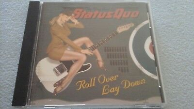 Status Quo -roll over lay down CD Japan press Rock