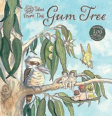 May Gibbs TALES FROM THE GUM TREE  Gumnut Babies  Paperback New