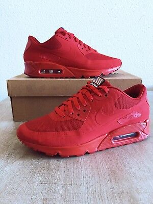 new styles 15768 d1b27 Nike Air Max 90 hyperfuse independence Day USA QS Sport red - 7.5US/40EUR