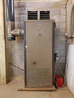 Powrmatic CPO100 Industrial Cabinet Heater - With Ducting.