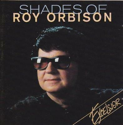 ROY ORBISON - Shades Of (CD 1994) USA First Edition EXC-NM Best of/Greatest Hits