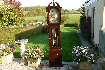 ,Contemporary Triple chiming Grandfather or longcase clock