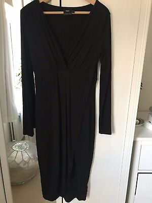 Gorgeous ASOS Maternity long dress size 12 in excellent condition