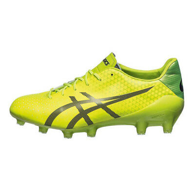 New Asics Menace 3 Yellow (in box) - Soccer/AFL/Rugby - Light Weight Boots