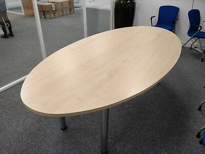 Medium Sized Conference Boardroom Meeting Table