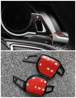 Steering Wheel Shift Gear paddle Extension For AUDI Q3 A1 A3 2014 2015 8V