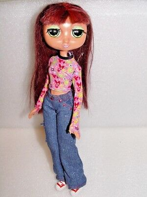 "Diva Starz doll NIKKI talks/light up lips/orig outfit/12""/"