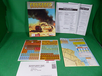 The Gamers - WWII Combat Series No.5 Crusaders North Africa Tabletop
