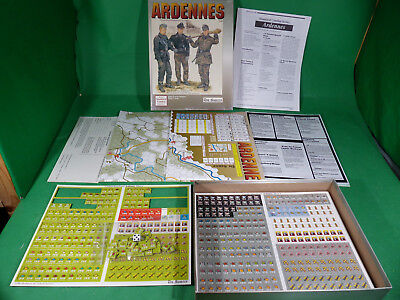 The Gamers - WWII Combat Series No.3 Ardennes  Tabletop