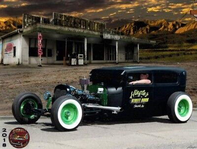 1928 Ford Model A  1928 Ford Model A Hot Rod / Rat Rod
