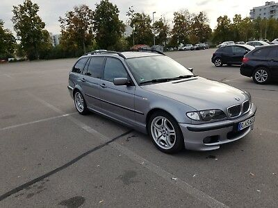 bmw e46 touring 320d harman kardon m paket eur 350 00. Black Bedroom Furniture Sets. Home Design Ideas