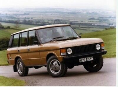 Range Rover Classic Vogue Auto 1983 4 Door. 99p start. SEE LISTING DETAILS