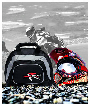 Motorcycle Bike Riding Helmet Bag Waterproof High Capacity Outdoor Touring Bag