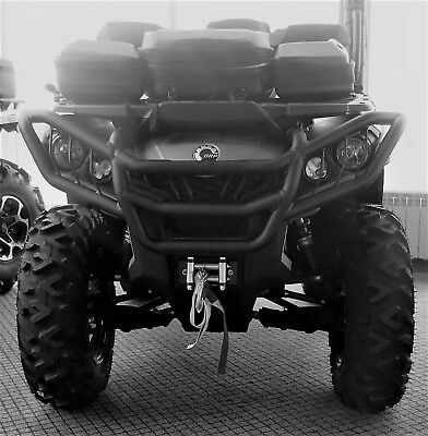 FRONT BUMPER FOR CAN-AM OUTLANDER G2 (2012-) Rival