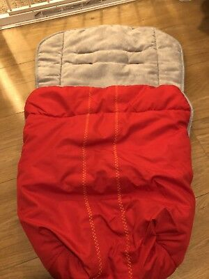 Cosy Toes Footmuff Mothercare