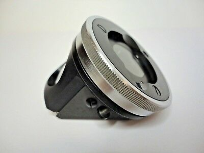 Zeiss Microscope Iris diaphragm (WL, GFL, Universal, Photomic) Very Nice !