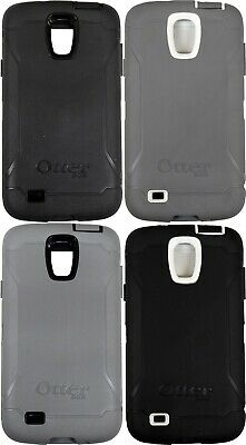 Otterbox Defender Case for Samsung Galaxy S4 Active + Belt Clip BRAND NEW