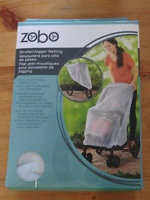 ZOBO Stroller/Jogger Mosquito Net - New in packaging