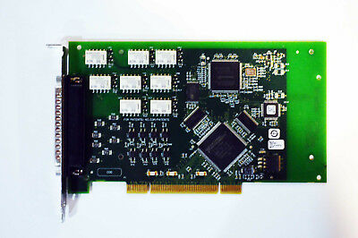 National Instruments NI PCI-6520 16-Ch ±30 VDC, 8 Sink/Source Inputs, 8 Relay