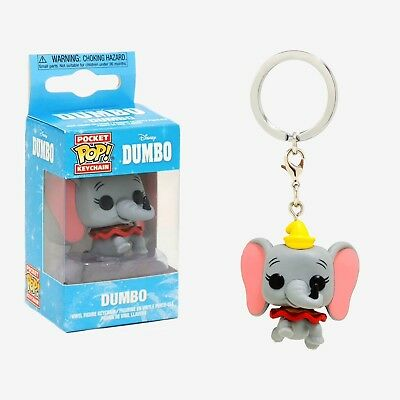 Funko Pocket Pop Keychain Disney Dumbo: Dumbo Vinyl Figure Keychain #31753