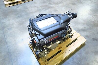 JDM 01-03 ACURA TL Type S J32A SOHC VTEC V6 Engine Acura CL Replacement  J32A2