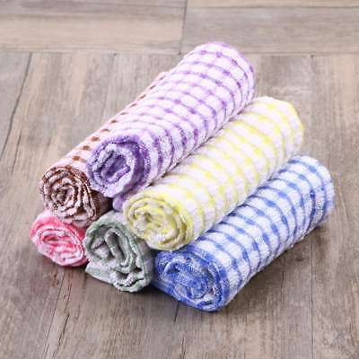 Tea Towels Pack Set Terry Cotton Kitchen Dish Cloths Large Cleaning Check Wash