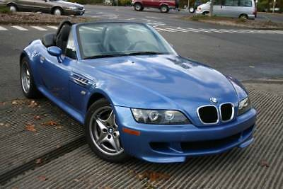 2001 BMW M Roadster & Coupe Leather 2001 BMW M Roadster, 315 HP S54 Engine, Audiovox Bluetooth