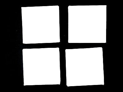 BULK 24 Mini Blank Canvas Craft stretched Canvases 7cm x 7cm Square Wooden Frame