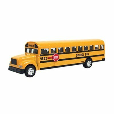 NYC Toy School Bus Die-Cast -On Sale Tonight only! 7.5 inches in length