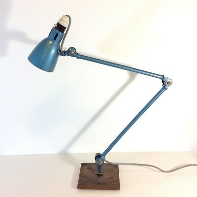 Vintage Industrial Articulated Lamp