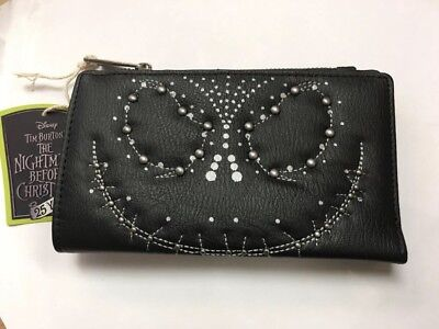 Loungefly Nightmare Before Christmas Zipper Wallet 25 Years Anniversary Special